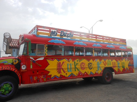 Aruba Mi Dushi Bus