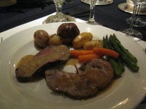 Entree Plate