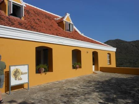 Curacao Museo Tula