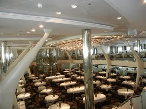 Opus Main Dining Room