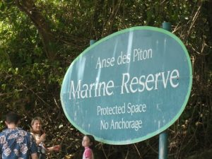 Anse de Piton Marine Reserve