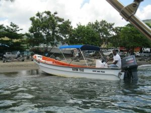 Soufriere Water Taxi