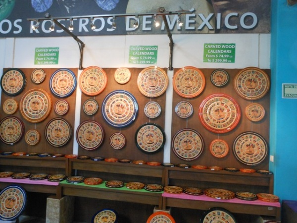 Mayan Calendars for sale at all price points
