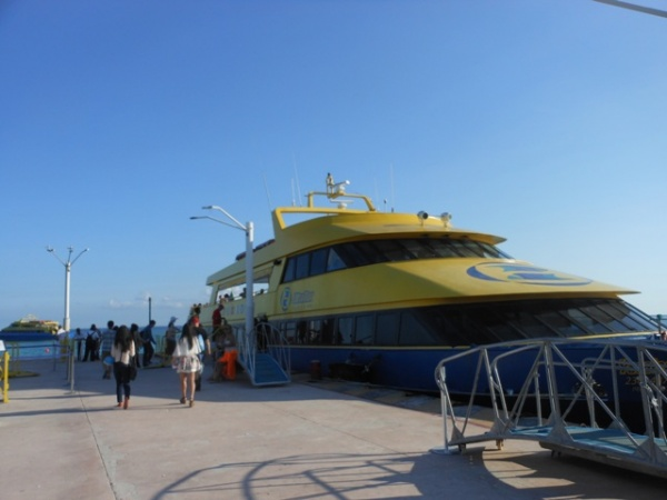 High Speed Ferry