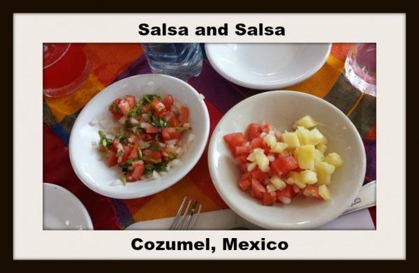 Salsa & Salsa, Cozumel, Mexico