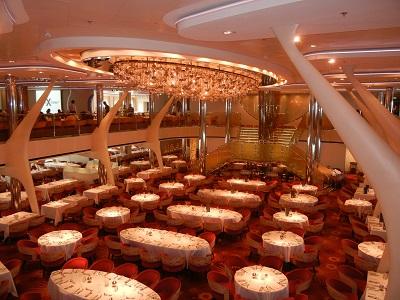 Grand Cuvee dining room