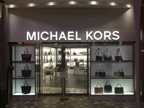 Michael Kors located on the Royal Promendade