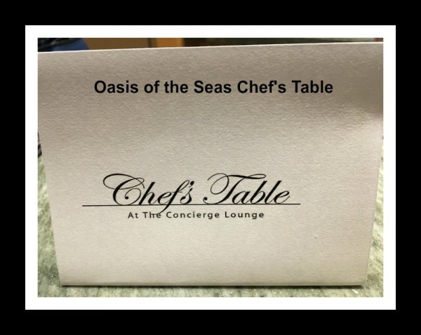 Chef's Table Pin
