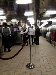 Order Entry Station