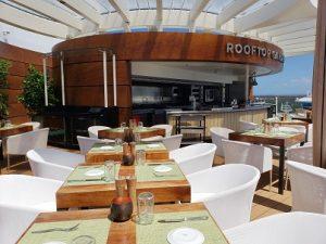 Rooftop Garden Grill