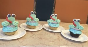 I think our cupcakes came out pretty cute!